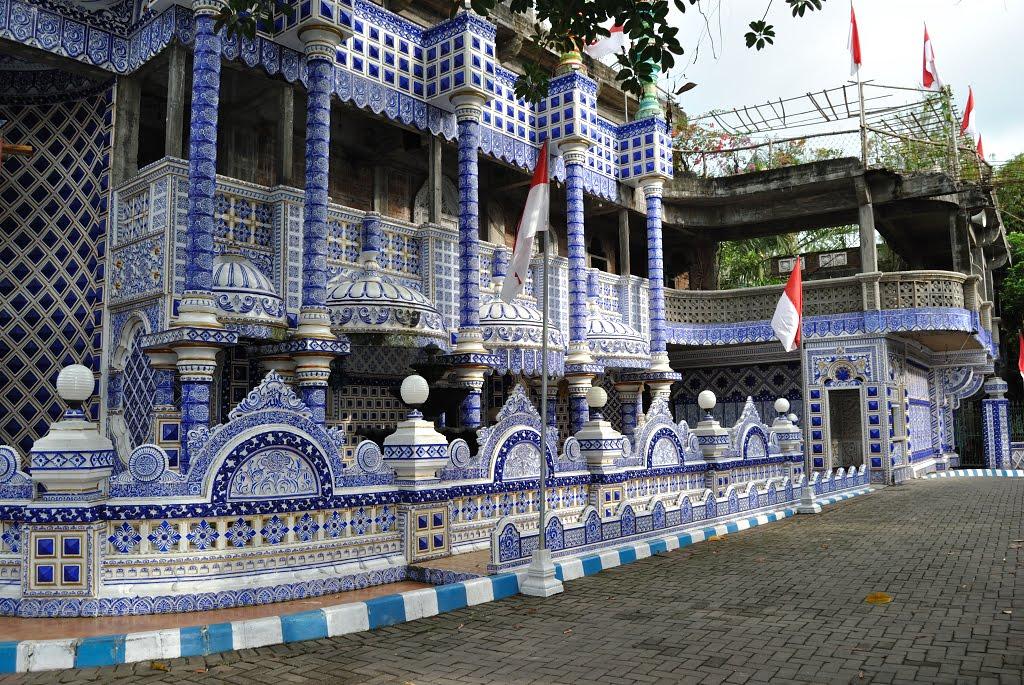 Wisata Masjid Turen Kota Malang Rental Motor Malang