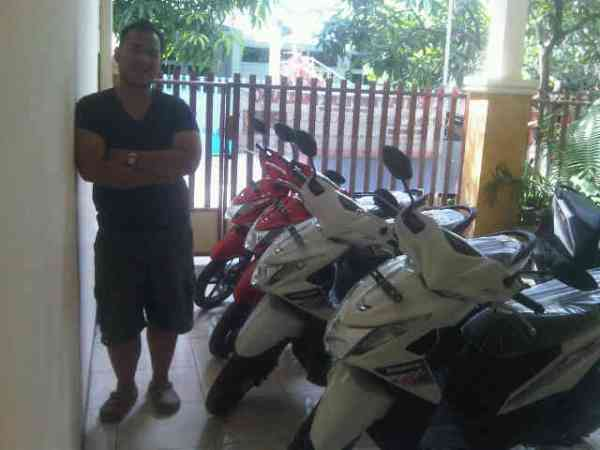 Rental motor malang armada 2