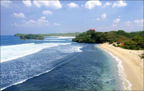 Ngliyep Beach - 2