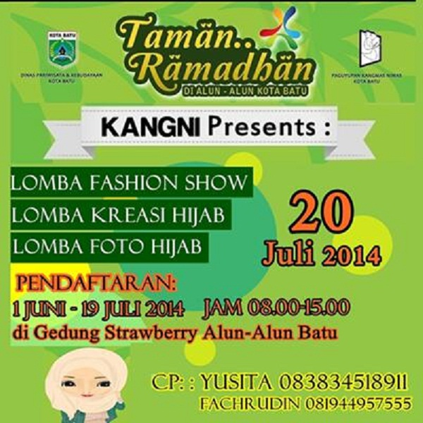 Taman-Ramadhan-Alun-alun-Batu-Malang